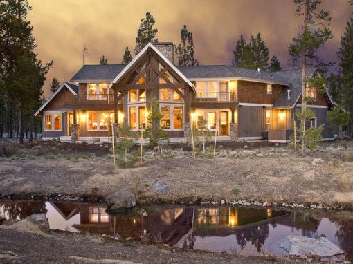 Mountain Lodge Caldera Springs Sunstone