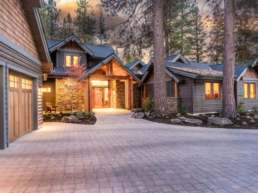 Mountain Lodge Home